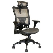 Absolute Office Mesh Arm Chair with Adjustable Arm Pads