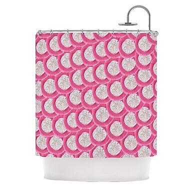 KESS InHouse Oho Boho Shower Curtain