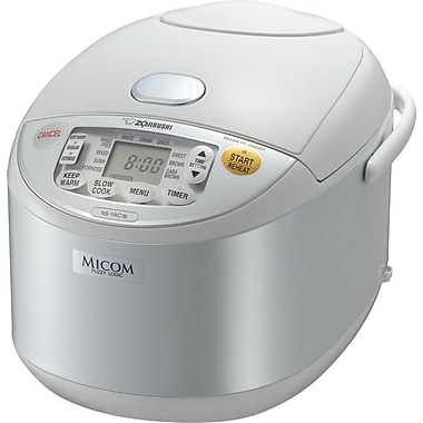 Zojirushi Micom Umami Rice Cooker and Warmer; 10 Cup