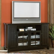 Home Styles Arts and Crafts 60'' TV Stand; Black