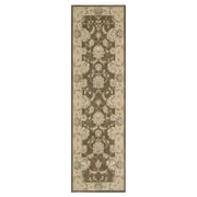 Nourison Persian Empire Chocolate Area Rug; 5'3'' x 7'5''