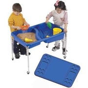 The Children's Factory Neptune Table with Lid; 24''