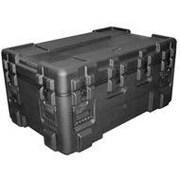 SKB Mil-Standard Roto Case: 18'' H x 40'' W x 24'' D (Interior); Layered Foam