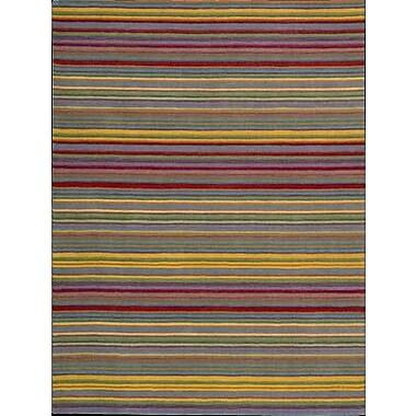 Nourison Skyland Stripe Area Rug; 7'6'' x 9'6''
