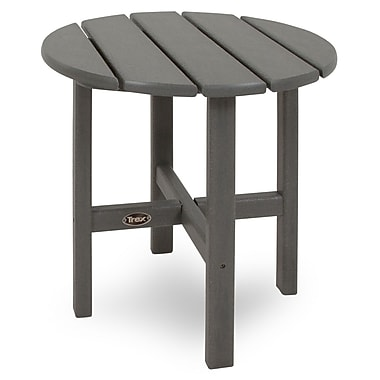 Trex Cape Cod Side Table; Stepping Stone