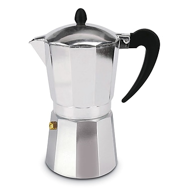 Cuisinox Espresso Stovetop Coffee Maker; 6 cup