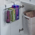InterDesign Axis Over the Cabinet X5 Basket