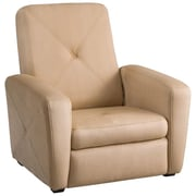 Home Styles Gaming Chair; Tan