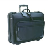 Mercury Luggage Signature Series Deluxe Wheeled Garment Bag