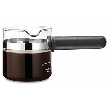 Medelco Universal 4 Cup Espresso Carafe in Black