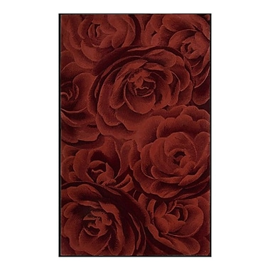 Nourison Moda Crimson Rug; 8' x 11'