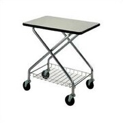 Wesco Mfg. Foldaway AV Cart