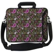 Designer Sleeves Executive Sleeves Paisley 2 PC Laptop Bag; 15''