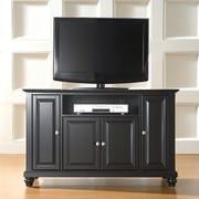 Crosley Cambridge 48'' TV Stand; Black