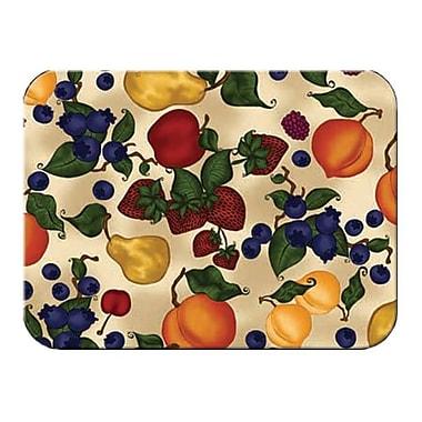 McGowan Tuftop Fruit Collage Cutting Board; Small (9''x12'')
