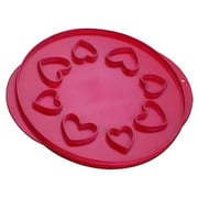 Nordic Ware Lattice and Hearts Pie Top Cutter
