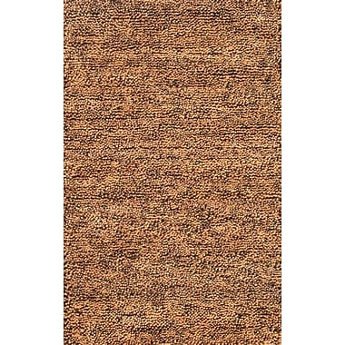 Noble House Eyeball Brown Area Rug; 3'6'' x 5'6''