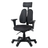Duorest Leaders Executive Office Chair; Water Resistant Knit