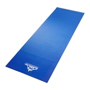 Black Mountain Products Eco Friendly Exercise Yoga Mat; Blue