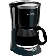 Brentwood Digital Coffee Maker; Black