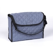 Ableware Quilted Tote Bag; Gray
