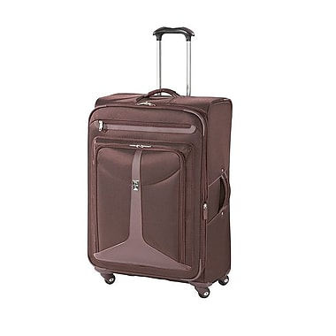 Atlantic Luggage Odyssey Lite 29'' Expandable Spinner Suitcase; Burgundy