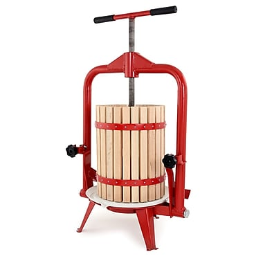 TSM Products Harvest Deluxe Fruit and Wine Press