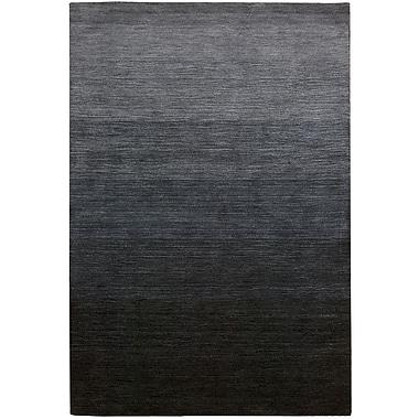 Calvin Klein Rugs Lunar Smoke Indigo Area Rug; 7'9'' x 10'10''