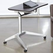Jesper Office 201 Workpad Standing Table; Espresso Finish Top