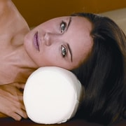 NYOrtho Cervical Pillow Roll in White