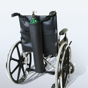 NYOrtho Oxygen Cylinder Wheelchair Holder