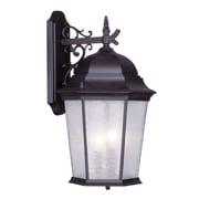 Livex Lighting Hamilton 3 Light Wall Lantern