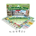 Late for the Sky Portland-Opoly Board Game
