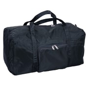 Netpack 21'' U-Zip Travel Duffel; Black