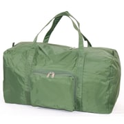 Netpack 21'' U-Zip Travel Duffel; Green