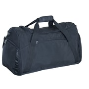 Netpack 19'' Grab and Go Travel Duffel; Black