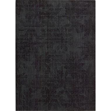 Calvin Klein Rugs Urban Dark Indigo Area Rug; 3'6'' x 5'6''