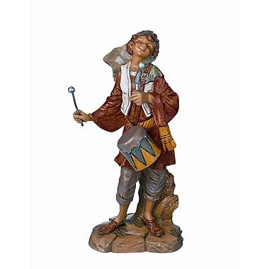 Fontanini 12'' Scale Drummer Jareth Figurine
