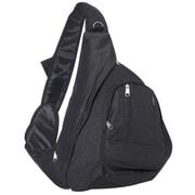 Everest Sling Backpack; Dark purple