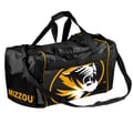Forever Collectibles NCAA 11'' Travel Duffel; University of Missouri Tigers
