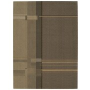 Calvin Klein Rugs Loom Select Oak Area Rug; 2' x 2'9''