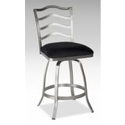 Chintaly 30'' Swivel Bar Stool