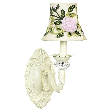 Jubilee Collection 1-Light Turret Wall Sconce