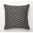 Corona Decor Dream Weave Pillow; Black