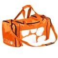 Forever Collectibles NCAA 11'' Travel Duffel; Clemson University Tigers