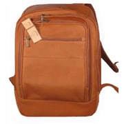David King Oversized Laptop Backpack; Tan