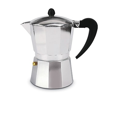 Cuisinox Espresso Stovetop Coffee Maker; 1 cup