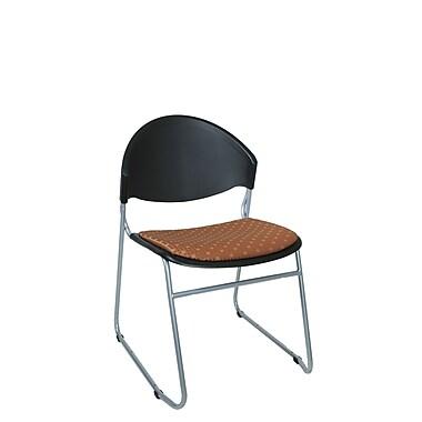 TrendSit Scoop Guest / Meeting Chair (Set of 4); Zing Print