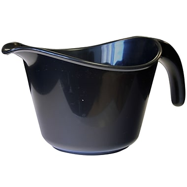 Reston Lloyd Calypso Basic 2 Quart Mixing/Batter Bowl; Black