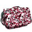 J World Thomas Chess Messenger Bag; Red